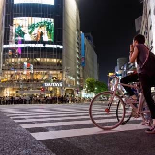Starbucks – Shibuya Crossing