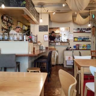 Shimokitazawa Tag Cafe