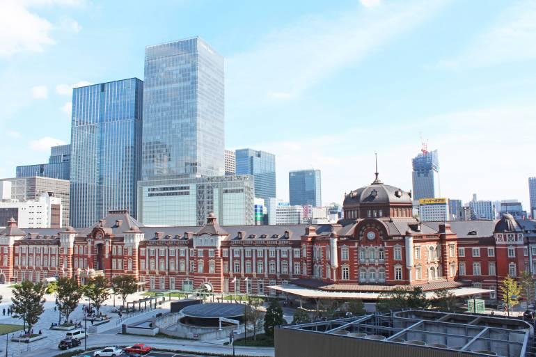 Tokyo Station architecture