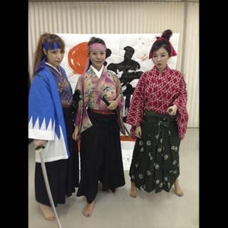 Awesome Samurai Experience in Asakusa