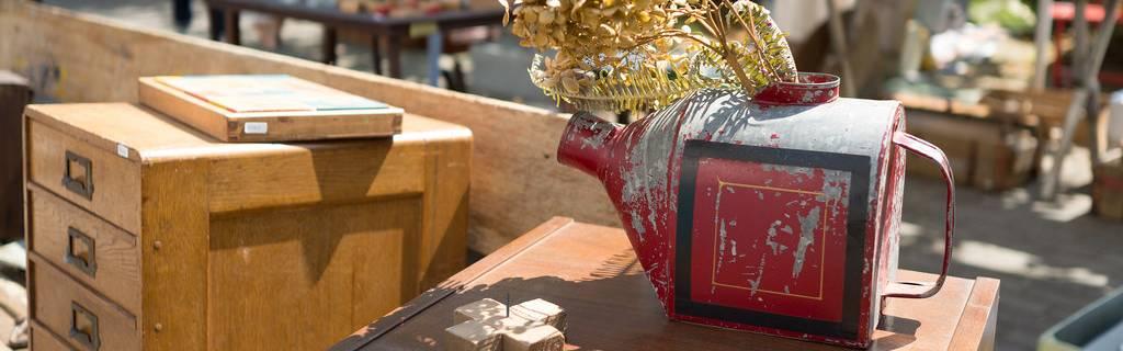 Tokyo's Treasures:  A Guide to Souvenir Antiques