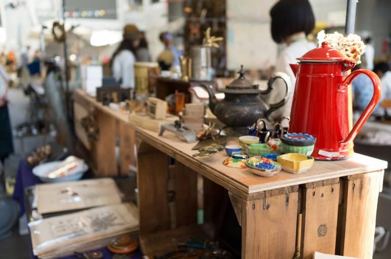 Japanese antiques souvenirs