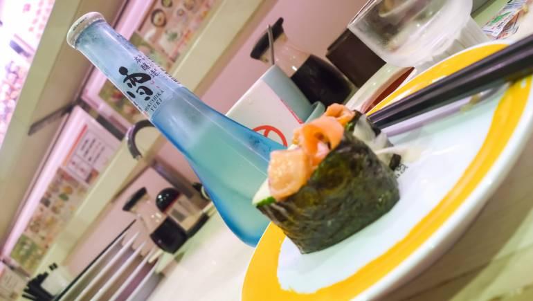 Genki sushi Shibuya