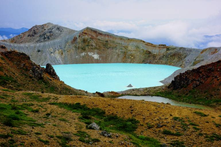 Mount Shirane Crater