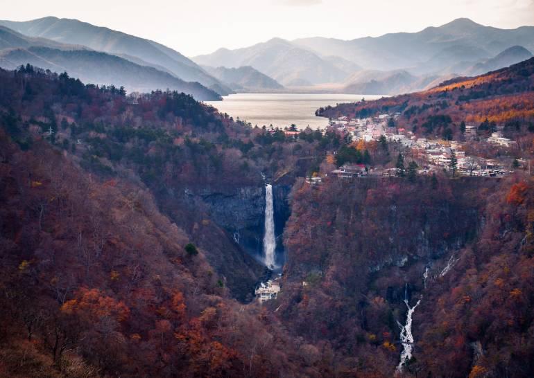 Nikko Kegon Falls