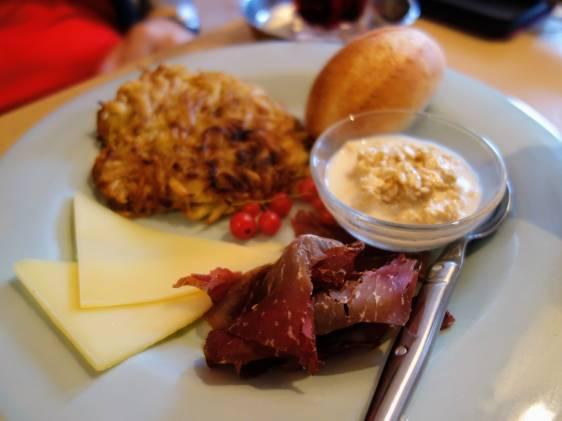 Swiss World Breakfast All Day