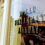 World Breakfast All Day Door