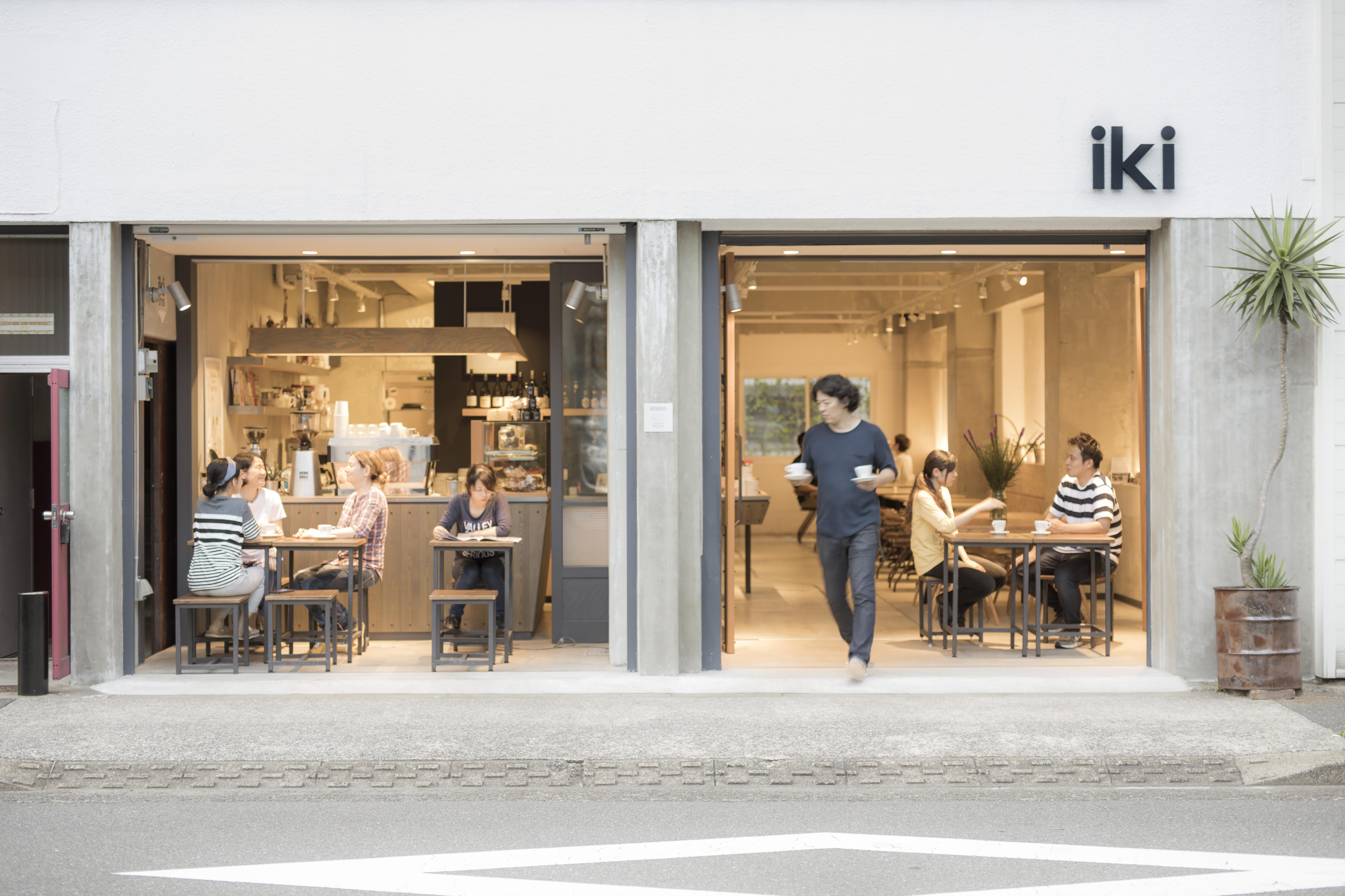 Iki Espresso – Café in Fukagawa | Tokyo Cheapo