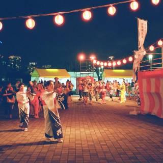 Minato Mirai Bon Dance Festival