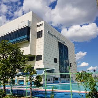 Taito Riverside Sports Center