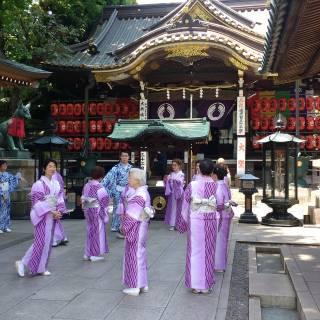 Toyokawa Inari Ooka-Echizen Festival