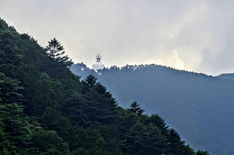 tokyo peace pagoda