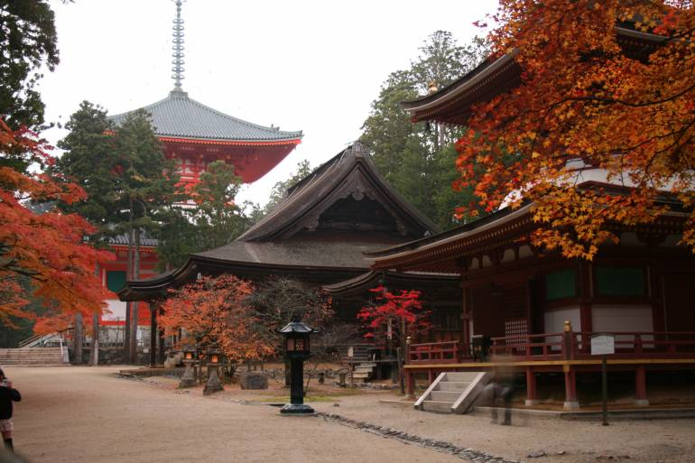 japan temples and shrines