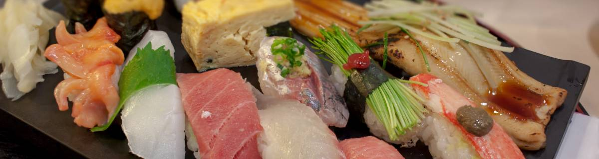 Sustainable Sushi and Other Japanese Food that Doesn't Cost the Earth