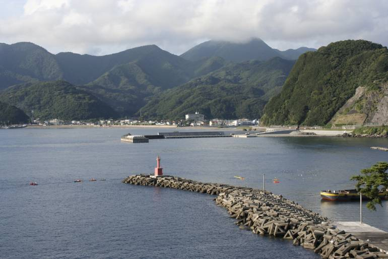 Izu Peninsula via JR Tokyo Wide Pass
