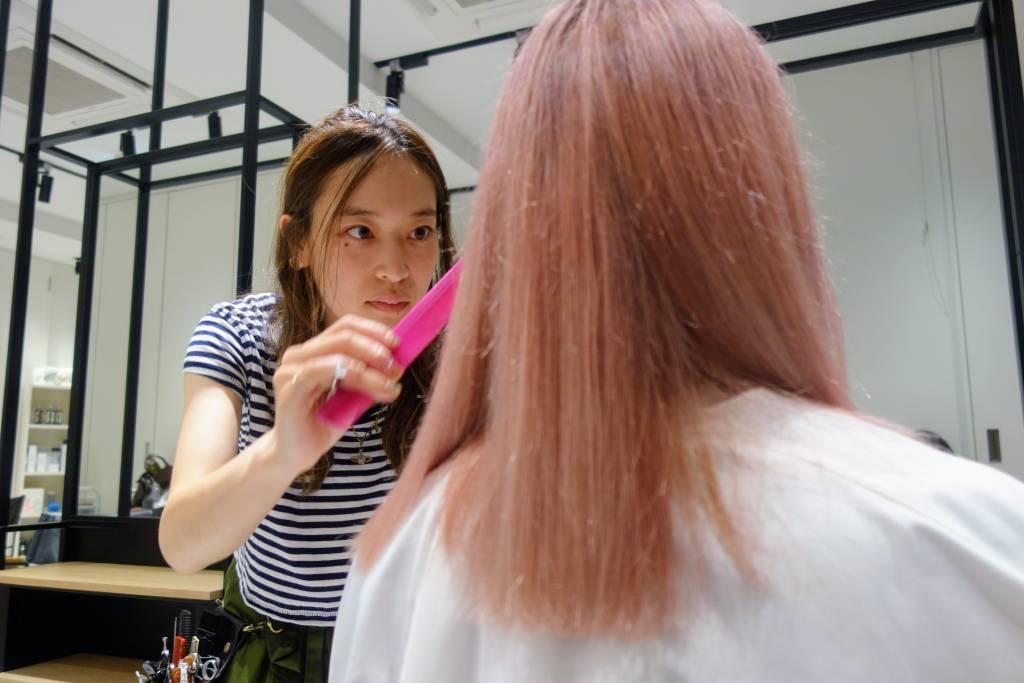 Ai Nomura Hairdresser
