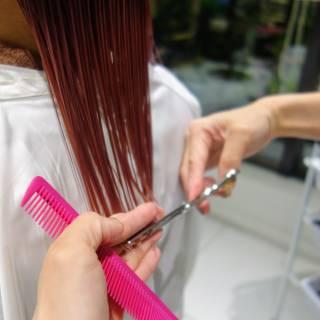 Hair Lounge Joule Ginza