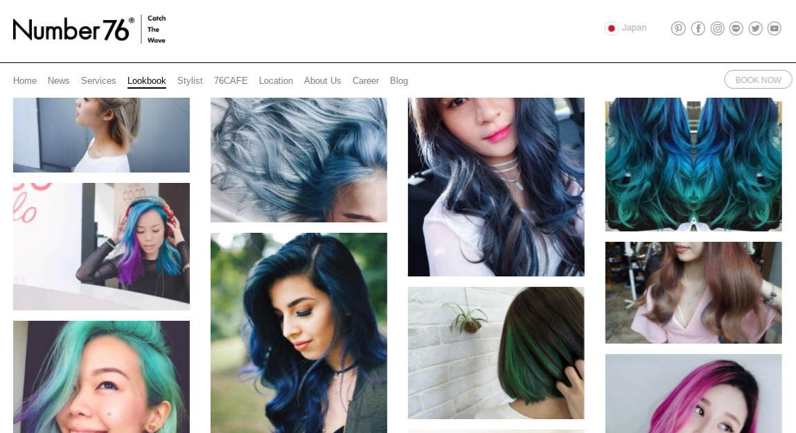 Top 5 Salons To For Getting Your Hair Dyed In Tokyo Tokyo Cheapo