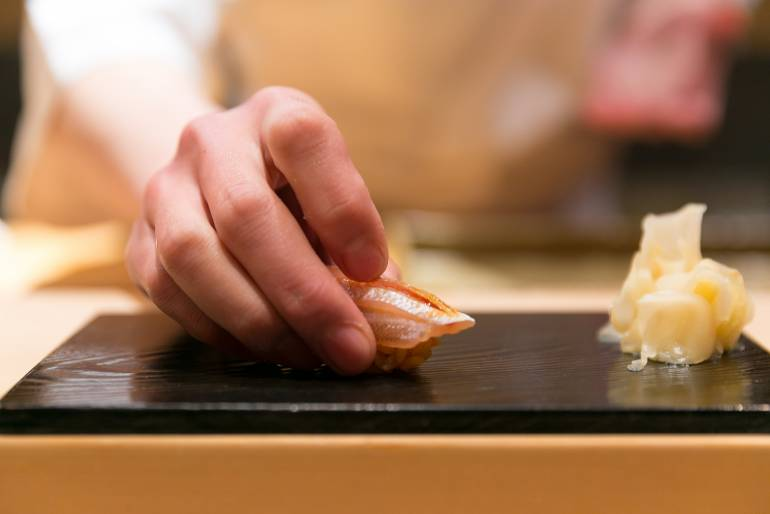 tokyo food guide culinary itinerary