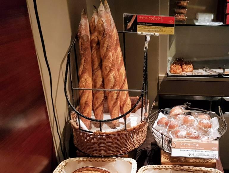 Robuchon baguettes