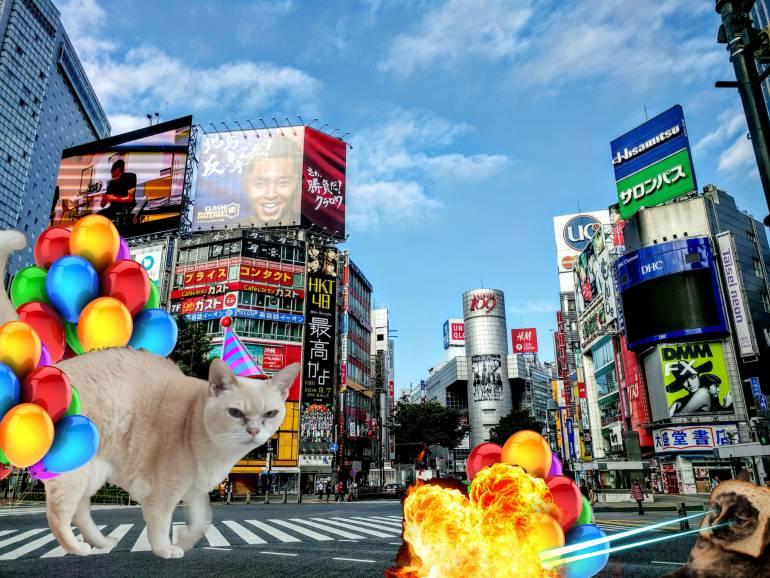 tokyo birthday