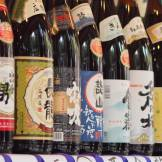 Sake Selection