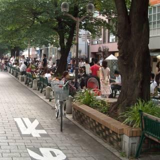 Jiyugaoka Megami Matsuri