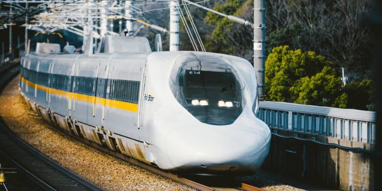 tokyo to osaka bullet train