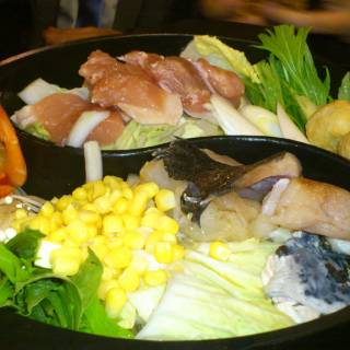 Enjoy a Nabe Party with Locals