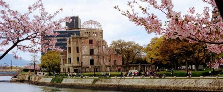 2-Day Hiroshima Train & Hotel Package by Nozomi Shinkansen (Early Departure)
