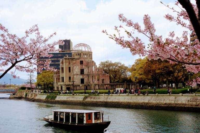 A Bomb Dome Hiroshima
