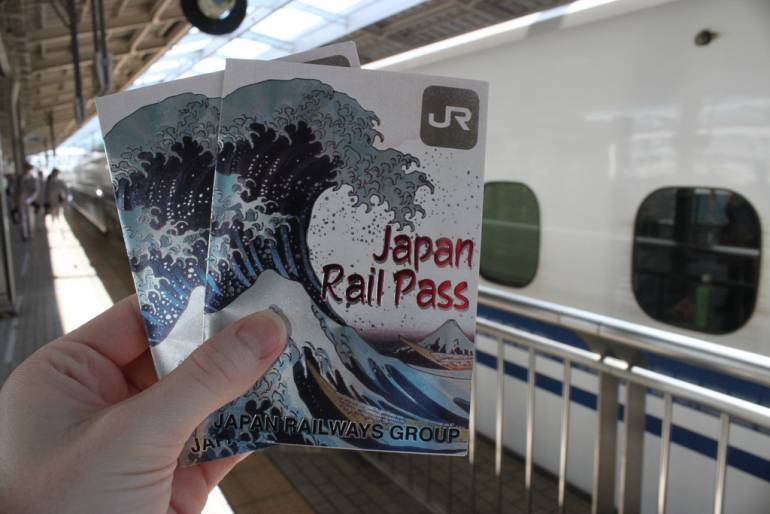 JR Pass japan itinerary