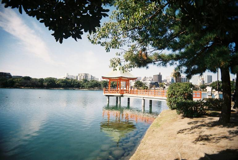 Ohori Koen Fukuoka