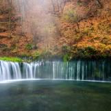 Karuizawa Shiraito Falls