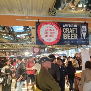 The American Craft Beer Experience 2022