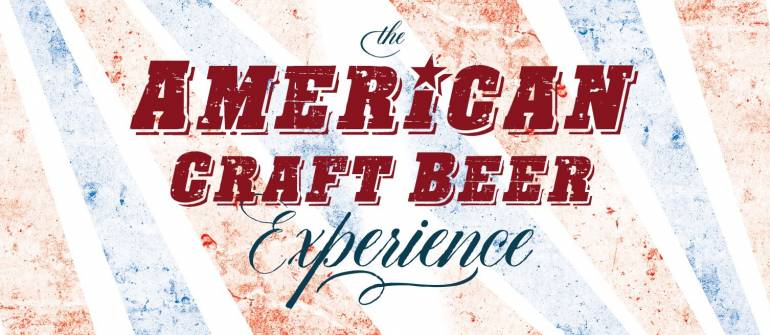The American Craft Beer Experience 2019 17th Nov 18th Nov 2019