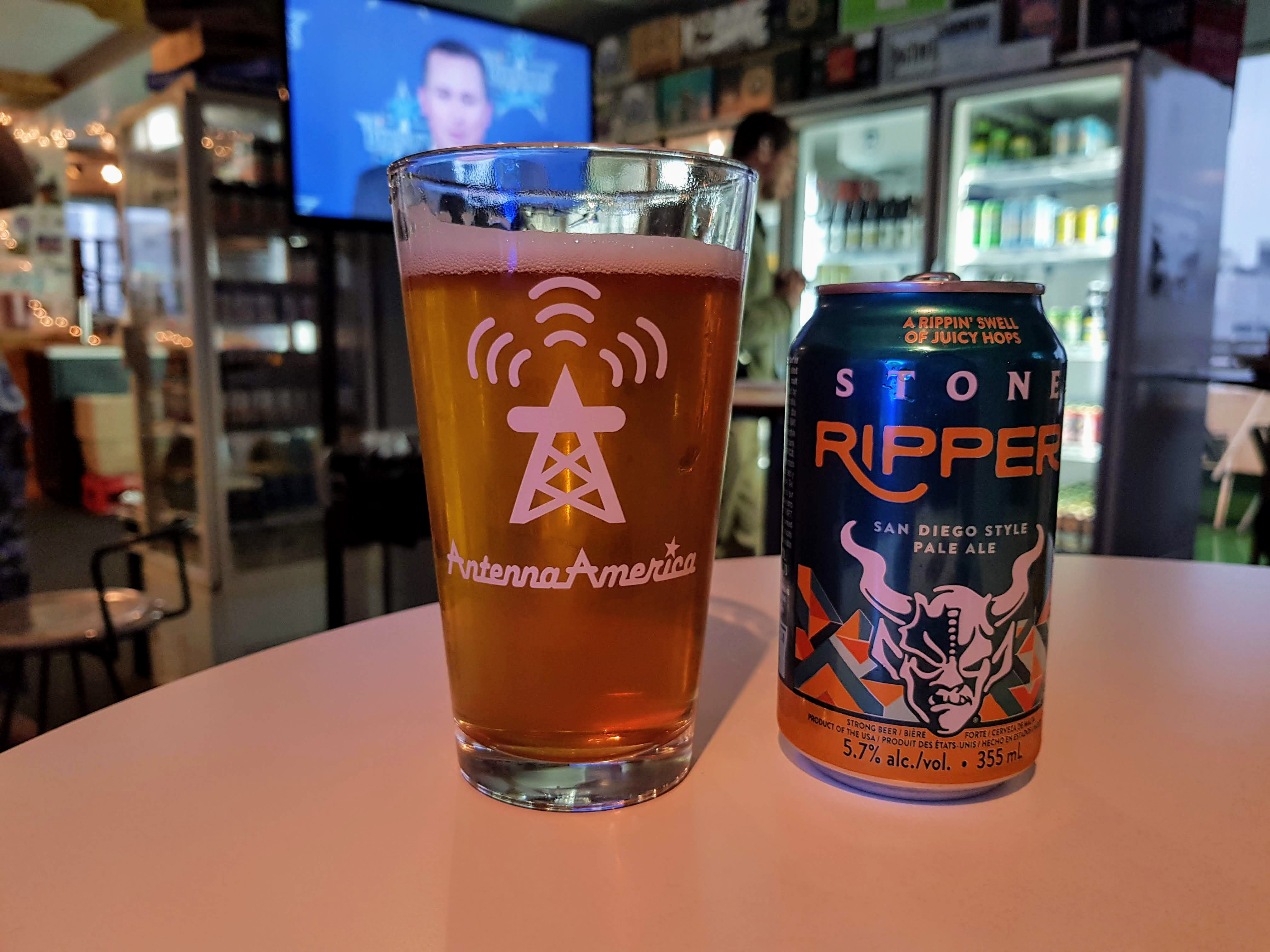 Antenna America beer