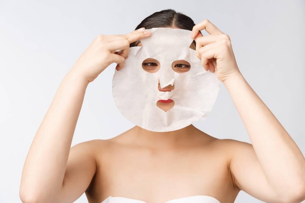 Japanese sheet mask
