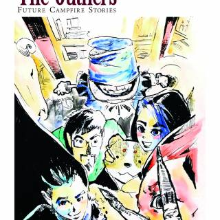 The Outliers: Campfire Stories of the Future