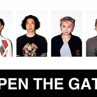 Open the Gate - Art Exhibition in Koenji