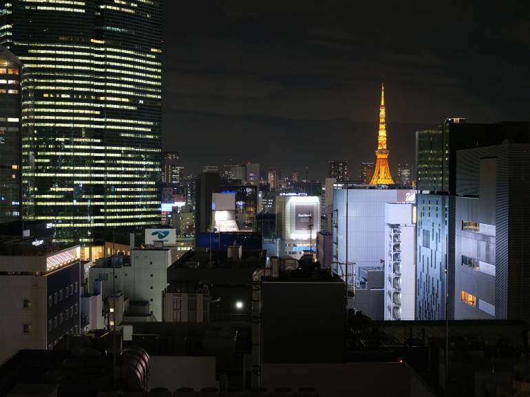 tokyo rooftop