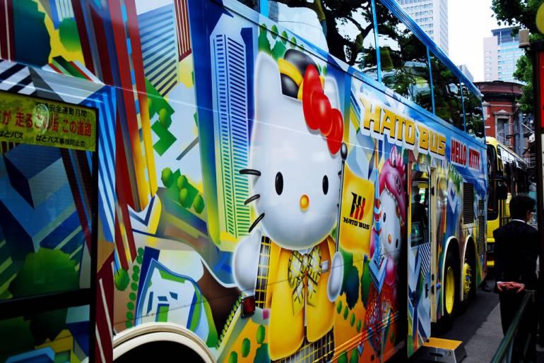 tokyo bus tours