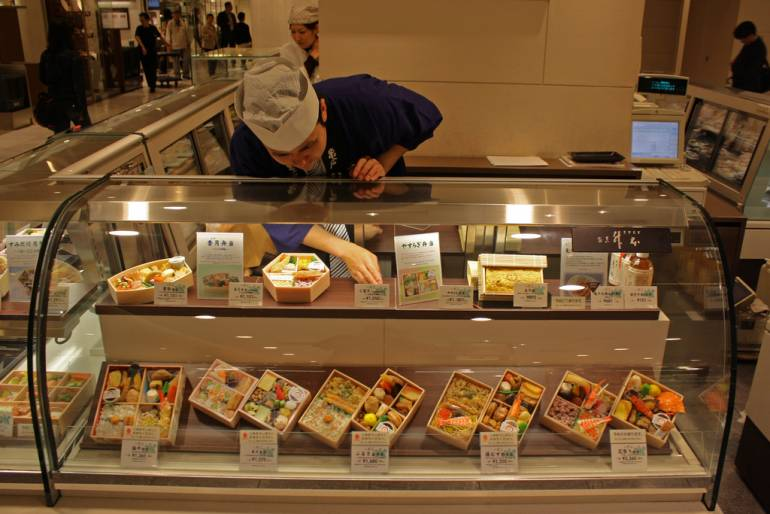 a312fb46a7f Depachika Delights  The Underground Food Halls of Tokyo
