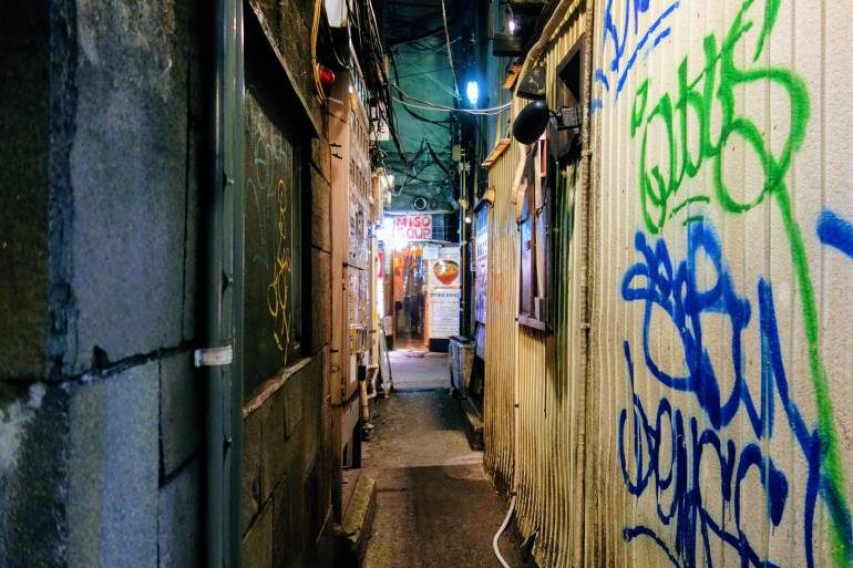 Golden Gai Mini Alley