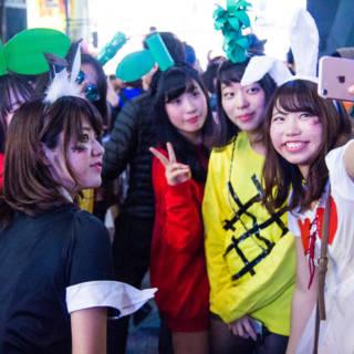 Ikebukuro Halloween Cosplay Festival