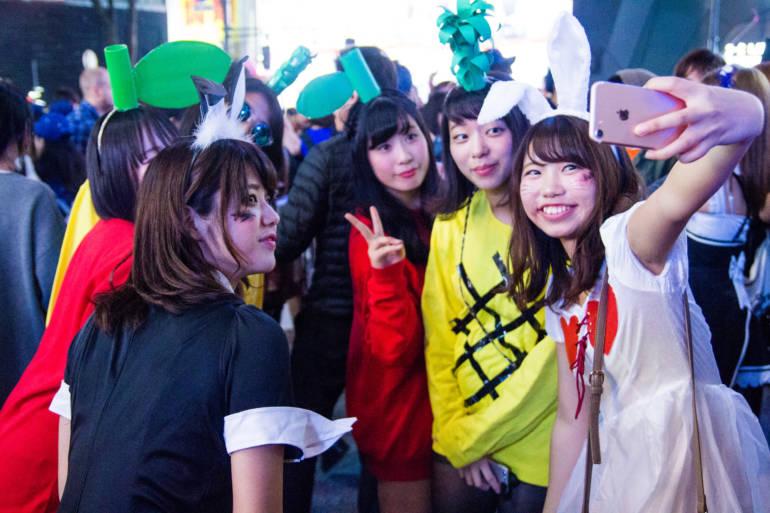 Ikebukuro Halloween Cosplay Festival, Late Oct, 2020 ...