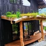 Yokomura Eco Lodge Outside