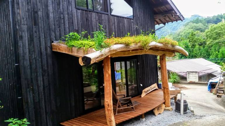 Yokomura Eco Lodge nature getaway from tokyo