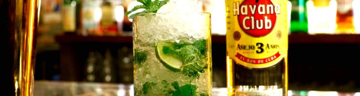 The Most Authentic Mojito in Japan at Ginza's 300BAR