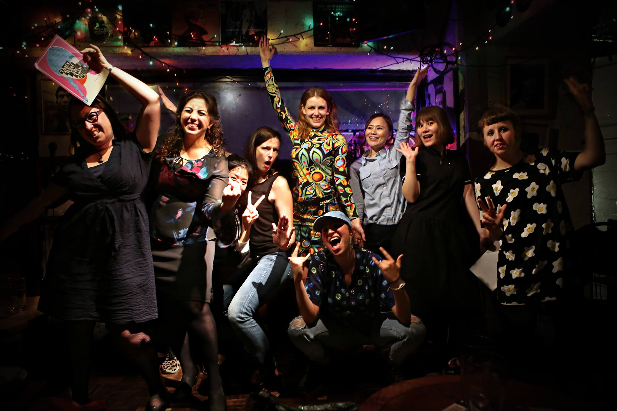 c70183f83a2b That s What She Said  Tokyo s All-female Charity Comedy Night ...